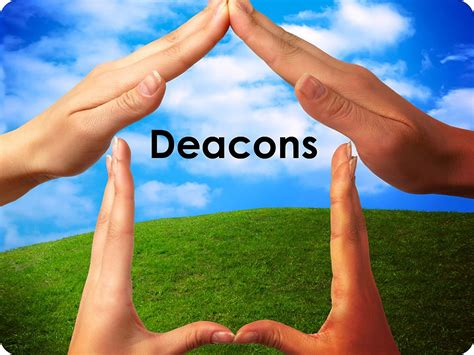 paul s vision for the deacons assisting the elders with the care of god s church books the deacons grace baptist church stockport