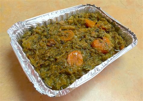 cuisine legume taste haitian home cooking at piman cafe in fort