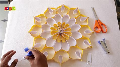 wall decoration  paper easy diy home