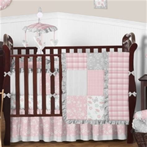 country baby bedding country chic baby bedding 9 pc crib set by sweet jojo