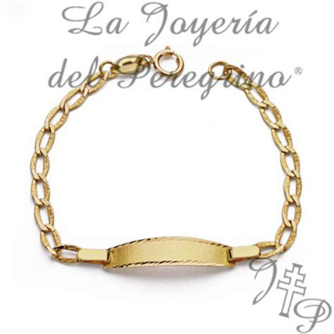 cadenas de oro para bebes precios esclava de oro para bebe la joyer 237 a del peregrino