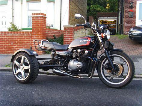 Suzuki Trike Suzuki Gs650gt Trike