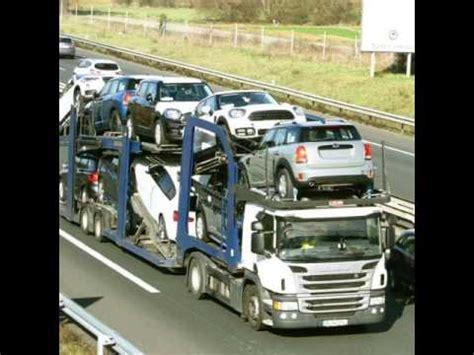 Porte Voiture Lohr by Camions Portes Voitures Lohr Et Rolfo