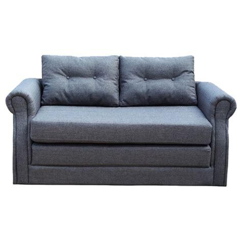 lucca sofa lucca fabric sofa bed dark gray dcg stores