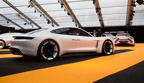 Porsche Elektroauto by Porsche Elektroauto Quot Da Kommt F 252 R Uns Nichts Der