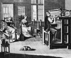 industrial revolution 18th century cottage