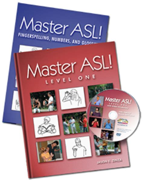 Pdf Master Asl Level One Textbook preview master asl