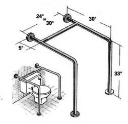 safety bars bathroom shower stall design