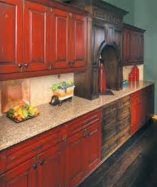 best 25 red cabinets ideas on pinterest red kitchen