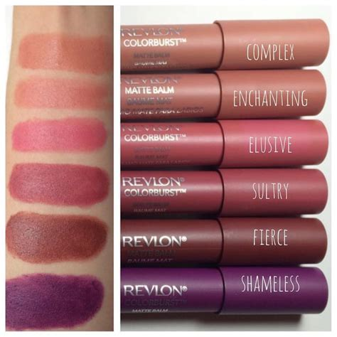 Lipstik Revlon Ori best 25 revlon matte balm ideas on revlon
