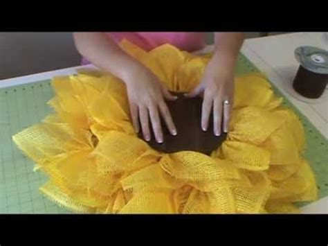 How To Make Paper Sunflowers - 25 unique sunflower wreaths ideas on diy