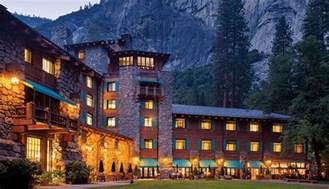 hotels and cabins inside yosemite national park my