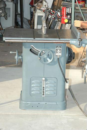 delta woodworking tools for sale delta unisaw 10 quot tilting arbor circular saw 1949