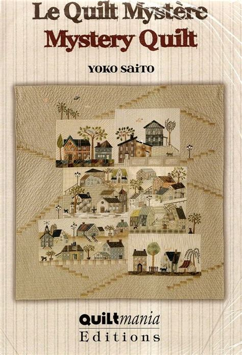 Japanese Quilting Books by Yoko Saito Fabric Shop And Quilt Patterns On