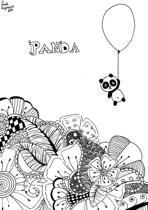what your doodle drawings panda doodle by luukjah on deviantart
