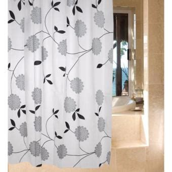 Ikea Innaren Tirai Shower Putih harga tirai kamar mandi curtain toilet update 2018