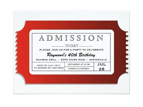 entry tickets template admission ticket template doliquid