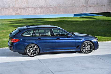 bmw wagen 2017 bmw 5 series touring g31 launch are about