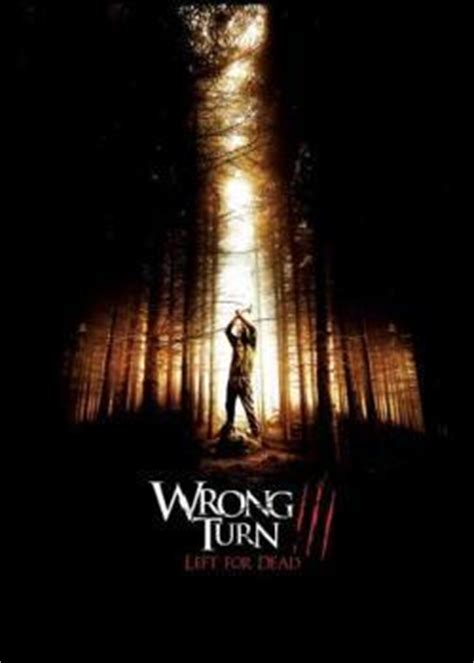 wrong turnings how the left got lost books horror images wrong turn 3 poster wallpaper