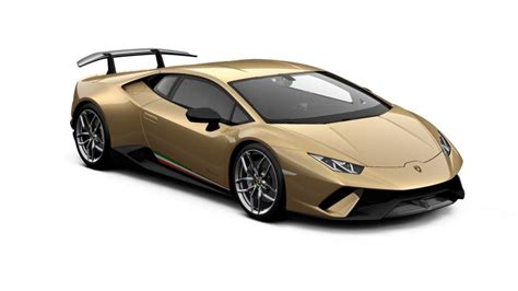 awesome colors the lambo huracan performante comes in all sorts of