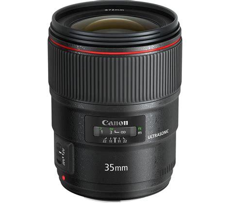 best 35mm lens canon ef 35mm f 1 4l ii usm standard prime lens review