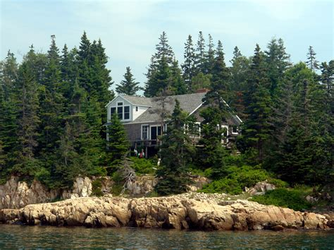 acadia info private homes weekly rentals