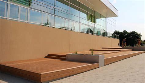 treppenstufen aus wpc terrassendielen - Wpc Treppenstufen
