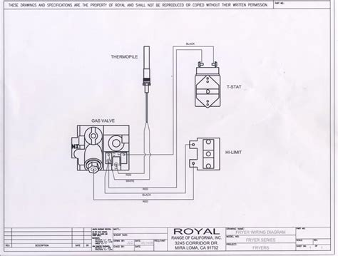 wiring diagrams royal range of california