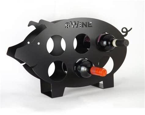 Pig Rack by Pig Wine Rack Un Cerdito Muy Vin 237 Cola Wine Racks