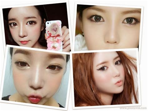 tutorial make up ala wanita korea fashion wanita
