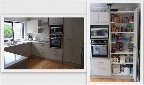 Kitchen Pantry Cabinet Nz Microwave Pantry Cabinet Nz Bestmicrowave