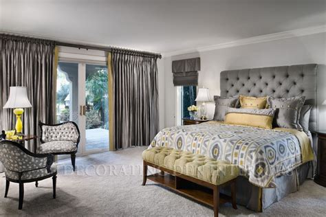 yellow and grey master bedroom special inspiration master bedroom gray yellow decosee com