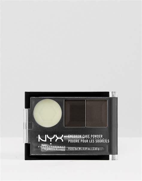 New Nyx Eyebrow Cake Powder nyx professional makeup nyx professional make up eyebrow cake powder