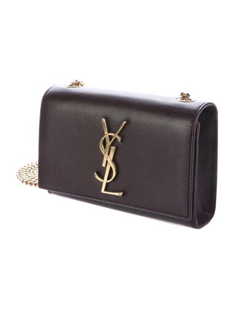yves saint laurent small monogram kate bag handbags