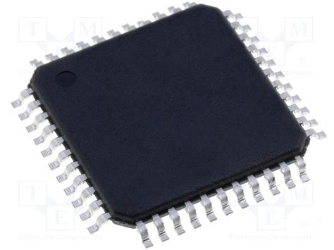 integrated circuit microcontroller at89c51ac2 rltum microchip atmel microcontroller 8051 tme electronic components