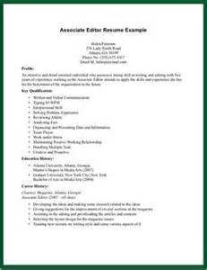 associate degree resume sle source