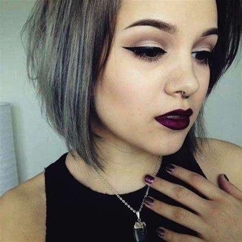 tendencia de cabello gris y diferentes looks tendencia cabello gris c 243 mo te 241 ir el pelo de gris