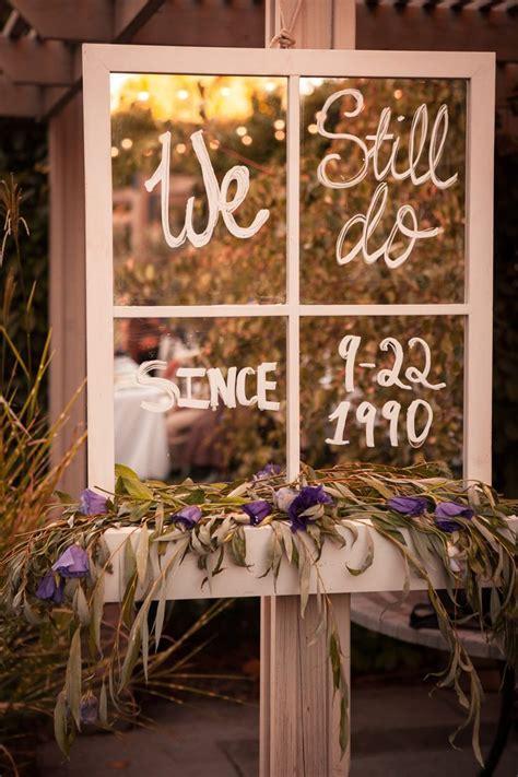 Tuscan Inspired Anniversary   50th Wedding Anniversary