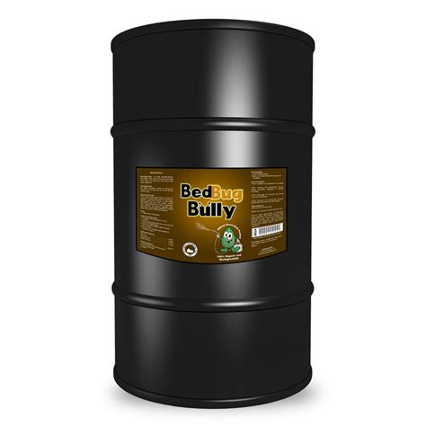 bed bug bully bed bug bully green bed bug spray 55 gallon