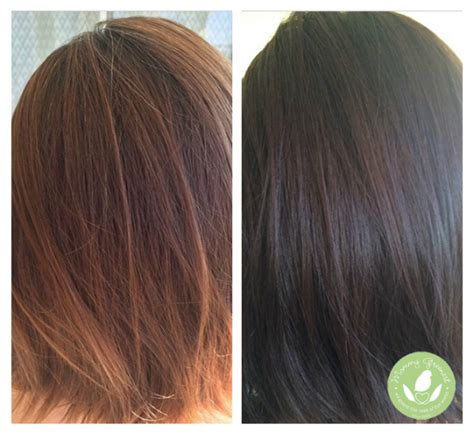henna before and after want non toxic natural hair color try henna the green
