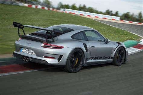 Porsche 911 Gt3 Rs Preis by Porsche 911 Gt3 Rs 991 2 Facelift 2018 Test Bilder