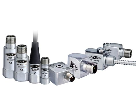 Pch Sensor - accelerometers