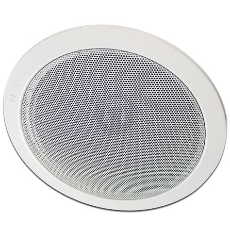 Office Ceiling Speakers by Bosch Lhm 0606 10 100v Line Ceiling Loud Speaker 6 W