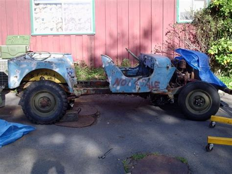 Stretched Willys Jeep For Willys Page 2 G503 Vehicle