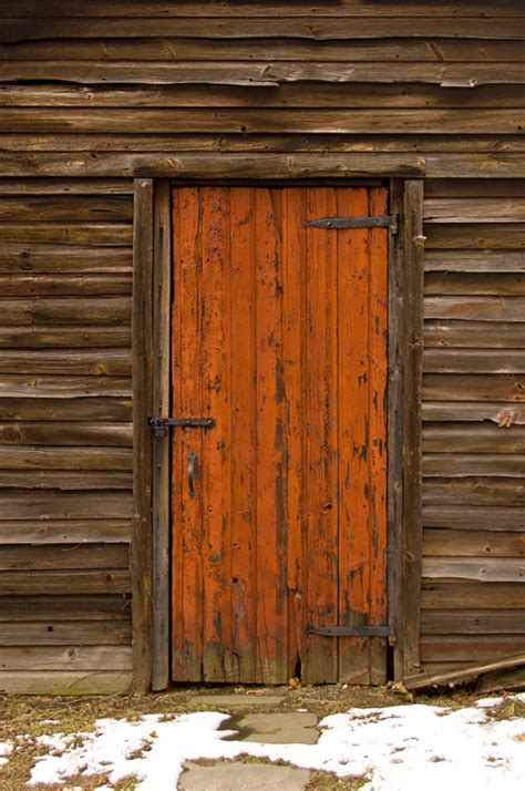 cabin door rustic log cabin door rustic house door