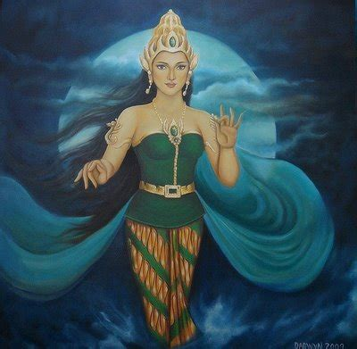 film misteri ratu pantai selatan narrative text the legend of nyi roro kidul