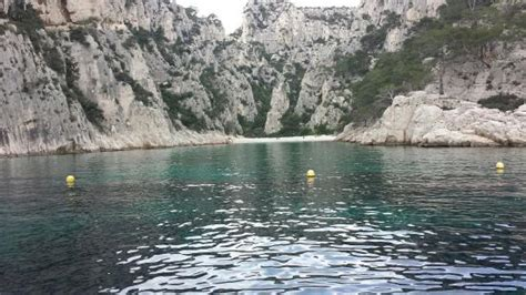 boat tour calanques one of the calanques picture of boat tour of calanques