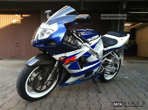 2001 Suzuki Gsxr 750 2001 Suzuki Gsxr 750 K1 Wvbd