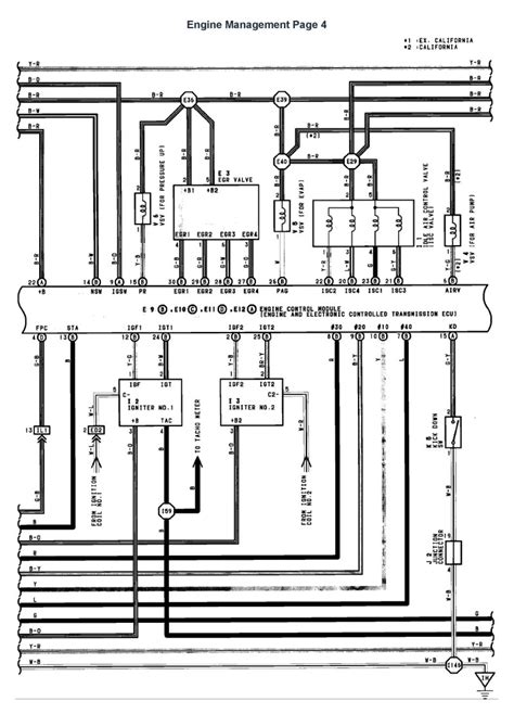toyota v8 wiring diagram k grayengineeringeducation