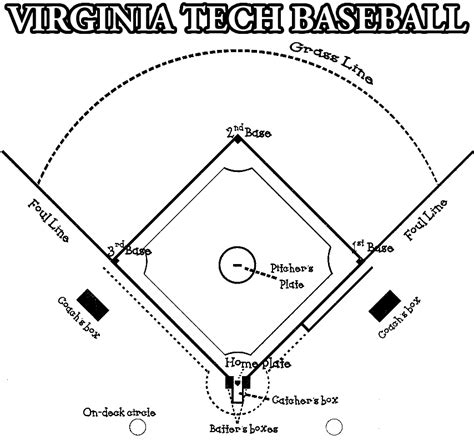 coloring pages baseball field freecoloring4u com
